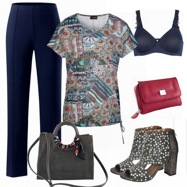 Big Size Outfits: Ghappy business at FrauenOutfits.de #mode #damenmode # …