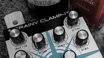 Musikmesse 2015: Studio Electronics Grainy Clamp-It - http://www.delamar.de/musik-equipment/studio-electronics-grainy-clamp-it-27719/?utm_source=Pinterest&utm_medium=post-id%2B27719&utm_campaign=autopost