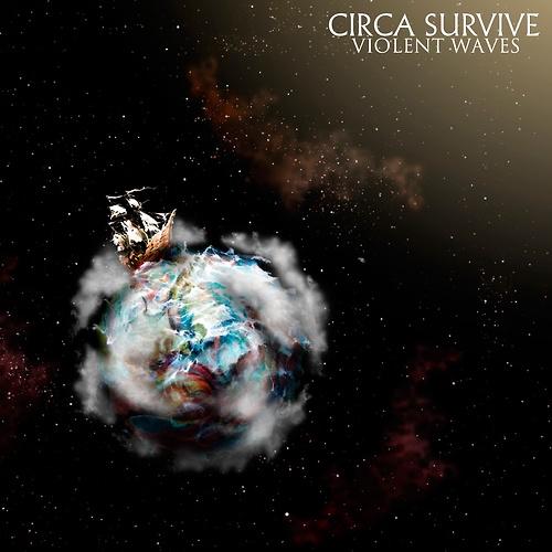 .: Album Covers, Violent Waves, Circa Survival, Esao Andrew, Things Album, Album Artworks, Music Album, Deep Space, Circa Survive