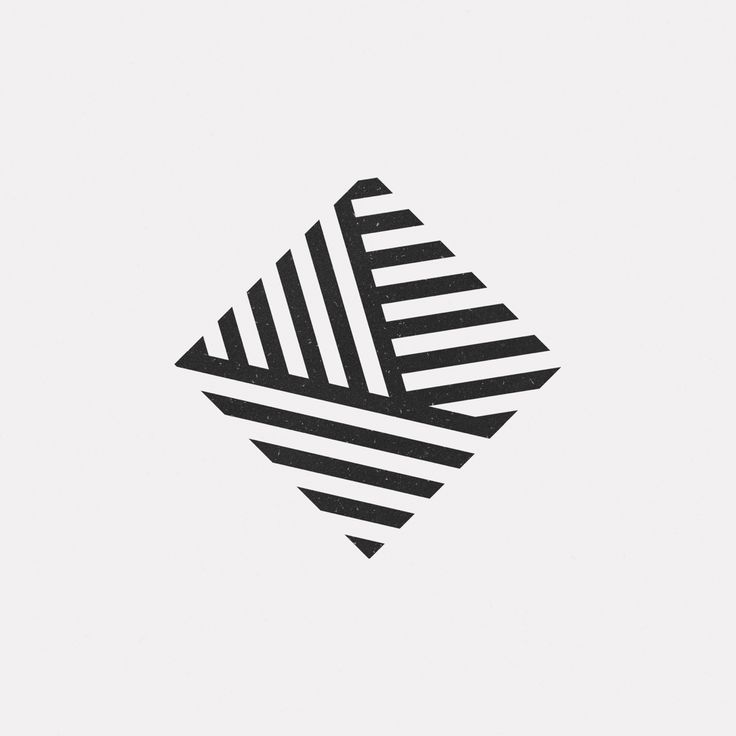 "dailyminimal: ""#FE16-496 A new geometric design every day """
