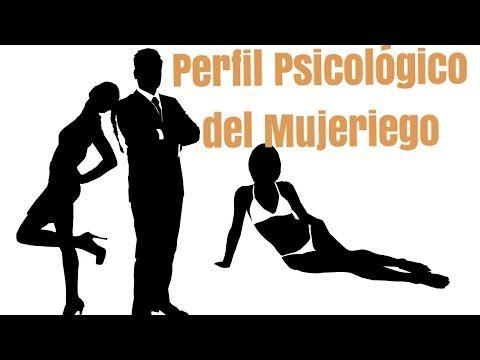 Liked on YouTube: Perfil Psicológico del Mujeriego Un vídeo que todo profesional o estudiante de psicología debe valorar ir sui contenido Psicoanalitico. Agradecimiento a psicología visual https://youtu.be/IDNfScwHMVc