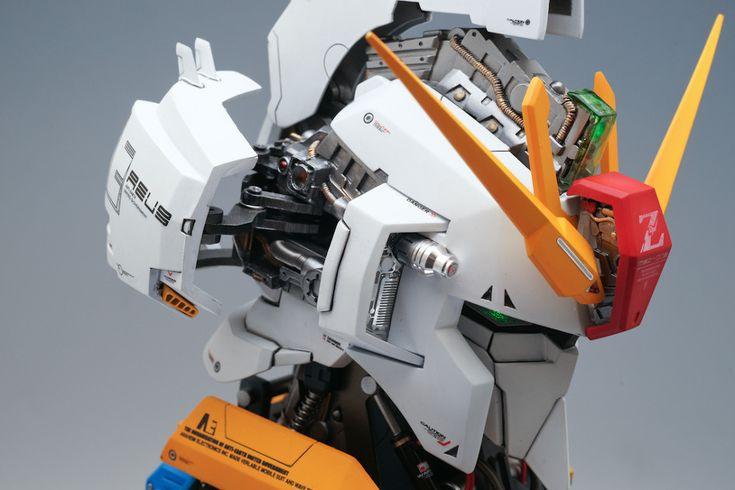 MSZ-006 Zeta Gundam Head