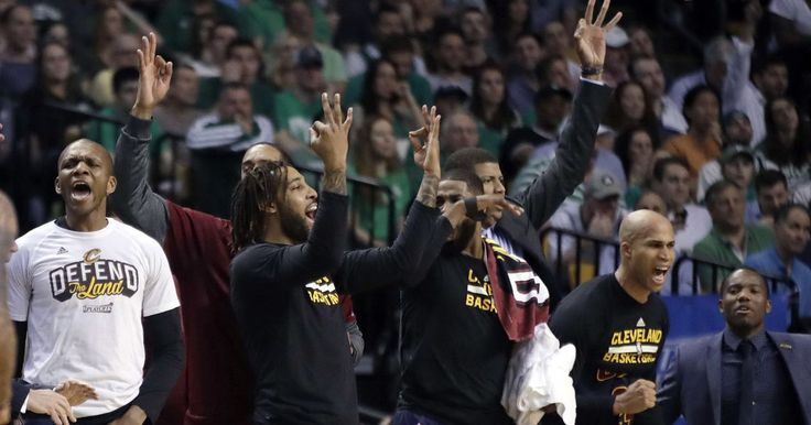 The Cavs' locker room reportedly smelled like weed after NBA Finals Game 2