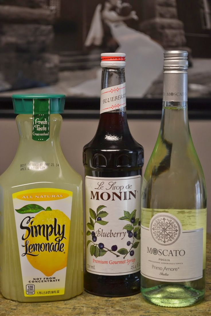 I think we can all agree one of THE best things about spring and summer are the yummy, fruity drinks. Especially ones with alcohol! Oliv...