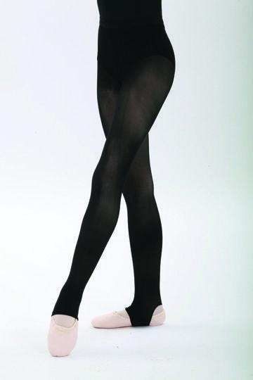 """""""Hold & Stretch Stirrup"""" - Beintrikot mit Steg von Capezio - Tabeo - Der Tanzshop - Online Shop für Ballett (Bekleidung, Schläppchen, Spitzenschuhe) und Irish Dance"""