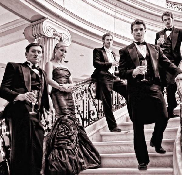 The Vampire Diaries: The CW prépare un pilote pour The Originals - TVQC | TVQC