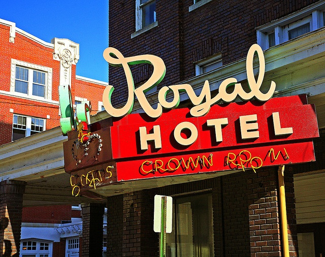 Royal Hotel Excelsior Springs Mo