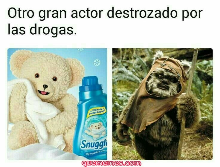 Otro actor destrozado por las drogas. Sigueme para mas Visita nuestra web #meme #memesespañol #memes #funny #wtf #momos #humor #love #frases #comedía #friends #amigos #amor #risas #chistes #instagram #follow #followme #humorlatino