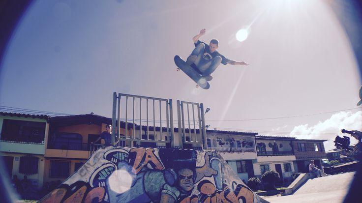 Duvan CLUNG LA CEJA #skateboard