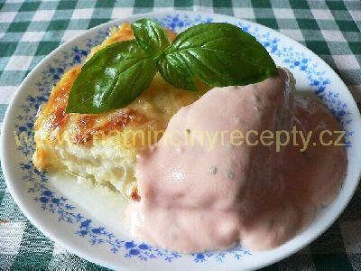 Cuketa jako lasagne