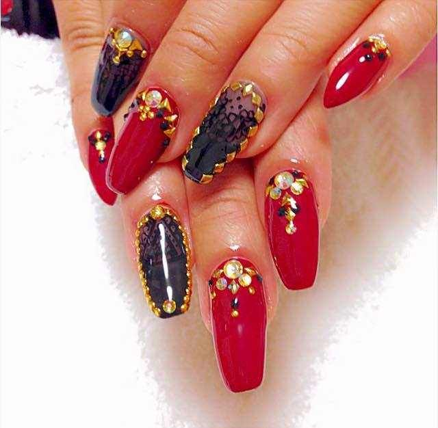87 best nails images on Pinterest | Chic nails, Cute nails and Nail ...