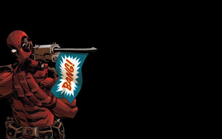 Deadpool, Comic Art Wallpapers HD / Desktop and Mobile Backgrounds