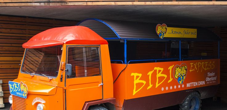 Bibis Express | Familienurlaub #tiroleroberland