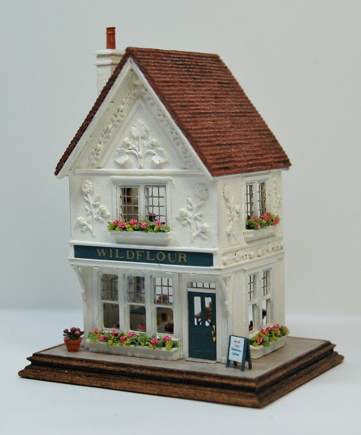63 Best Images About 1:144 Scale Houses On Pinterest