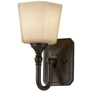 Feiss MVS19701ORB Concord 1 Bulb Wall Sconce - Oil Rubbed Bronze