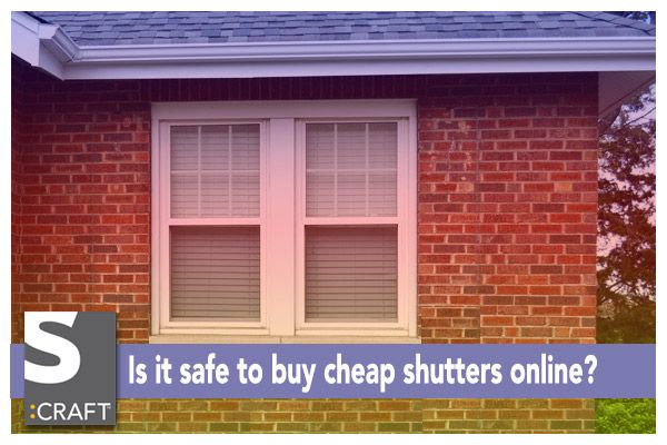 There are usually two main reasons why someone would buy cheap shutters, the first is affordability and the second is profitability; as would be the case with someone who is refurbishing a property to sell on.  Read more: Cheap Shutters | Buy Cheap Shutters Online | S:CRAFT Blog http://www.s-craft.co.uk/cheap-shutters/#ixzz37oAofJ8e  Under Creative Commons License: Attribution Non-Commercial  Follow us: @scraftshutters on Twitter | scraft.shutters on Facebook