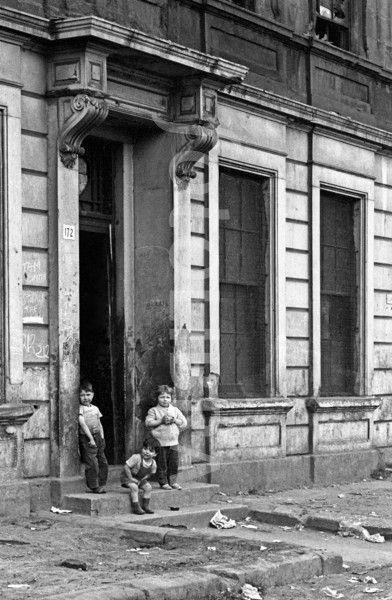 Glasgow - Gorbals kids -1961.