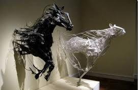 arte da oggetti riciclati - Cerca con Google