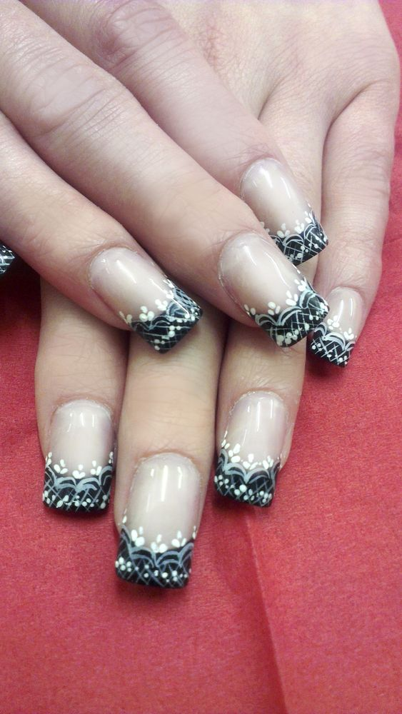 226 best images about Wedding Nails on Pinterest | Lace ...