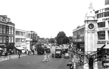 Lewisham, 1960.