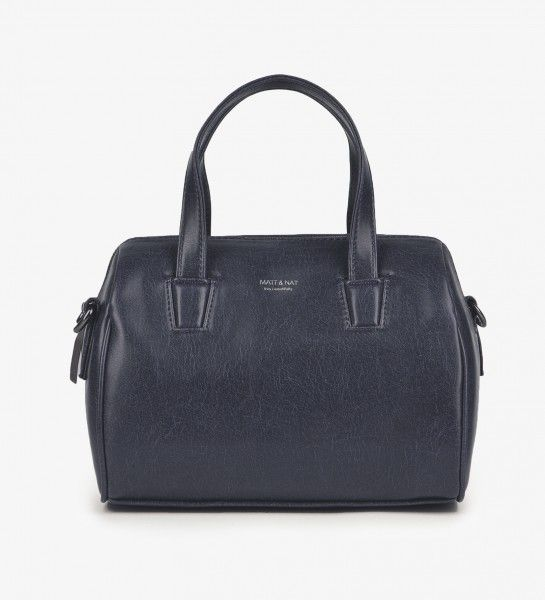 Matt & Nat Mitsuko Midnight Blue Bag