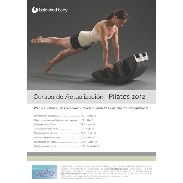 """@inspirahpilates's photo: """"Aprende cómo añadir diversión a tus clases de Pilates :)"""""""