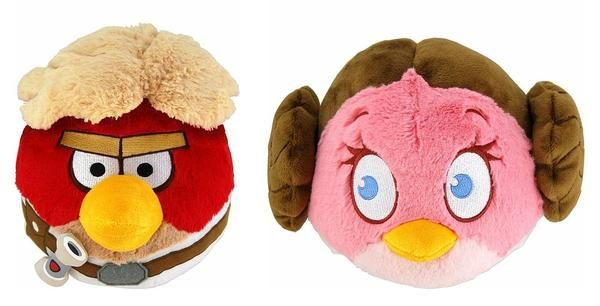 Angry Birds Star Wars Plush Toys Interested in one hefty discount on the new Star Wars Toys? Navigate over to : http://swt.myzenyak.com/i0001 #StarWarsTheForceAwakens