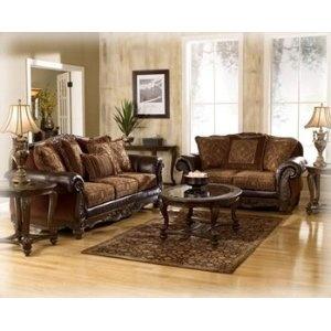 Francesca Truffle Loveseat By Ashley Furniture My New