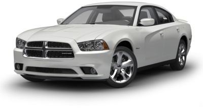 2011 CHARGER R/T MAX RWD in Bright White