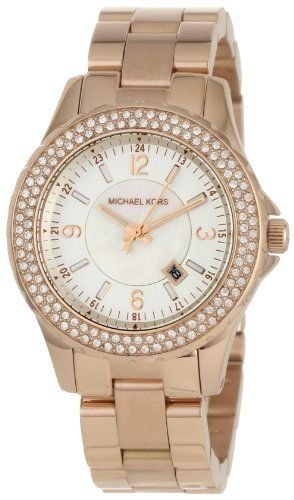 Michael Kors – Quartz Classic Rose Gold White « Holiday Adds