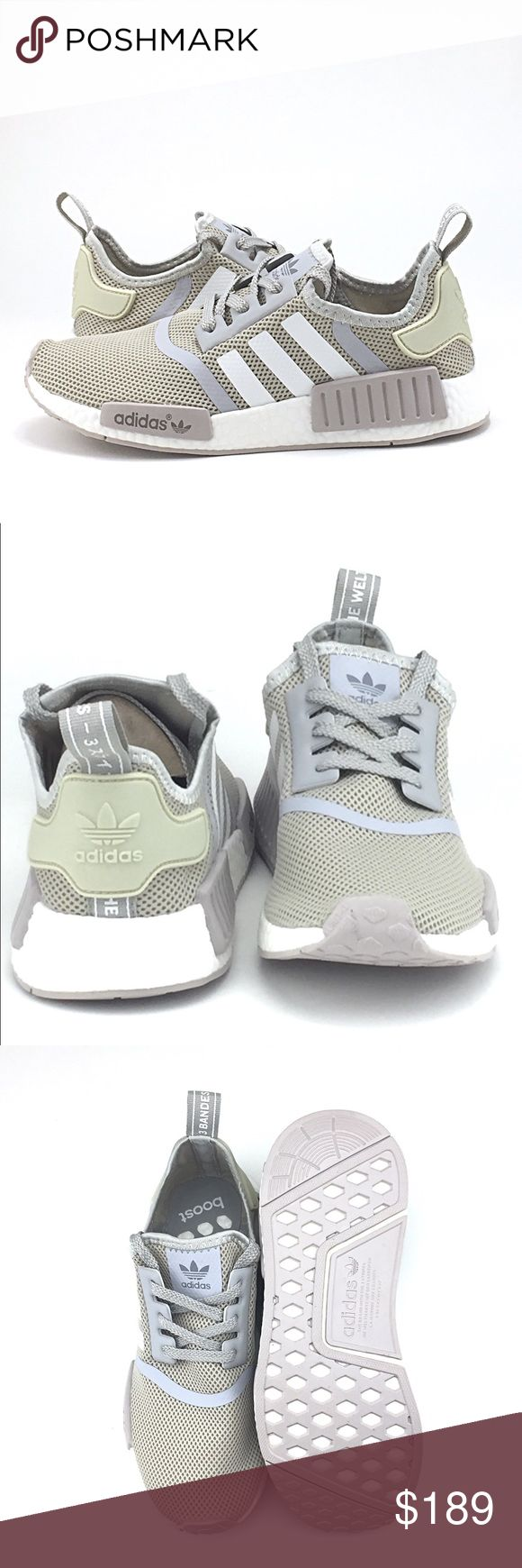 Adidas NMD r1 Sneakers NWB, Adidas NMD r1 Sneakers, Women's US 7.5, Colorway:  Talc/Off-White.  Selling for my Sister-in-law, price is firm. adidas Shoes Sneakers
