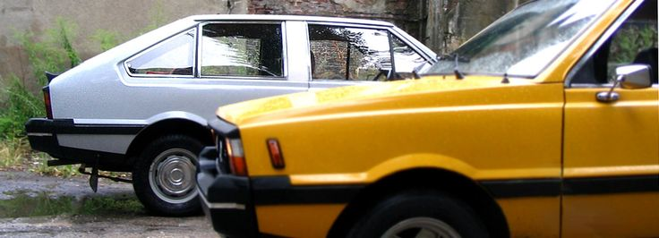polonez '81 & coupe '83