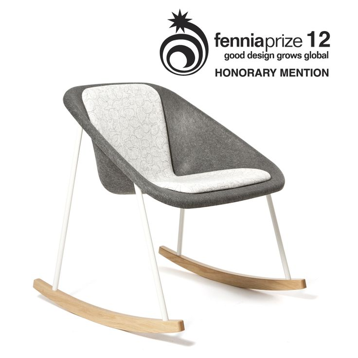 Kola wins an honorary mention at Fennia Prize 2012 –design competition. The jury was impressed by Kola for its lightness, sitting comfort and good ergonomic properties. Ecology and innovativeness were also of great importance when evaluating the entries. In addition, the product family can be varied to produce different alternatives with different legs, armrests and colourful upholstering. The chair is competitively priced in its own class.
