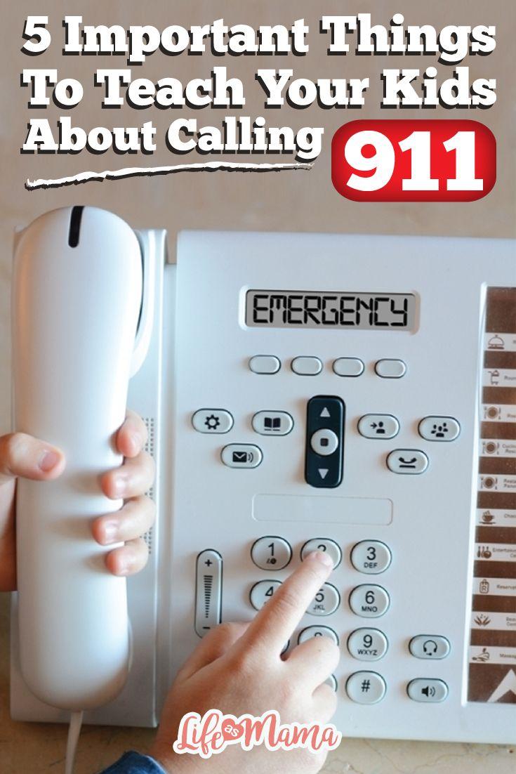 how to write a 911 call