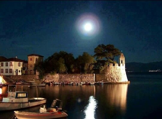 Nafpaktos-Greece