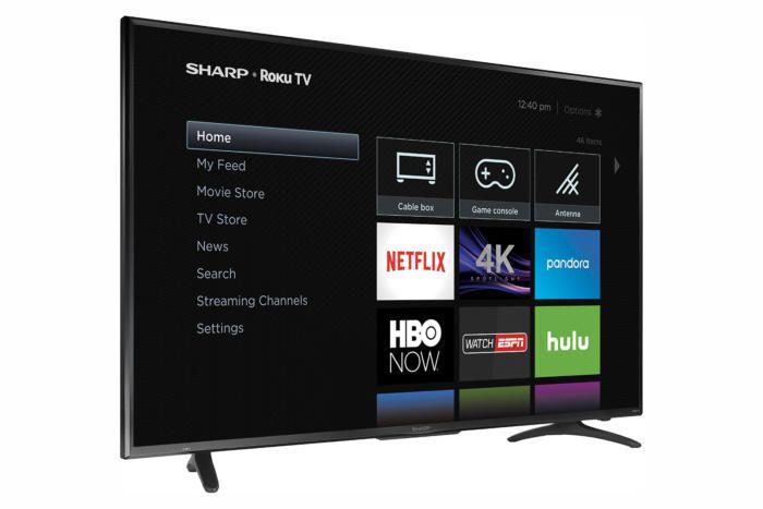 Sharp Roku TV review: A good entry-level 4K UHD TV http://www.charlesmilander.com/noticias/2017/10/sharp-roku-tv-review-a-good-entry-level-4k-uhd-tv/pen #charlesmilander #Entrepreneur