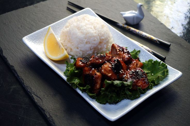 Chicken teriyaki, a Japanese classic. Skip the bottled stuff and make authentic teriyaki from scratch!  http://www.otakufood.com/classic-chicken-teriyaki/
