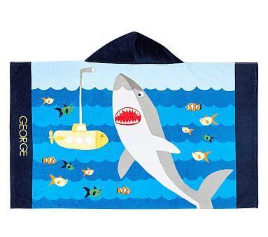 Classic Shark Beach Wrap