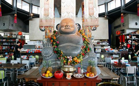 Chinta Ria Temple Of Love - Sydney - Restaurants - Time Out Sydney
