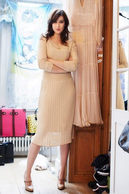 Daisy Lowe: Wardrobe Perfectionist - one of my favourites. I need to clean my room.