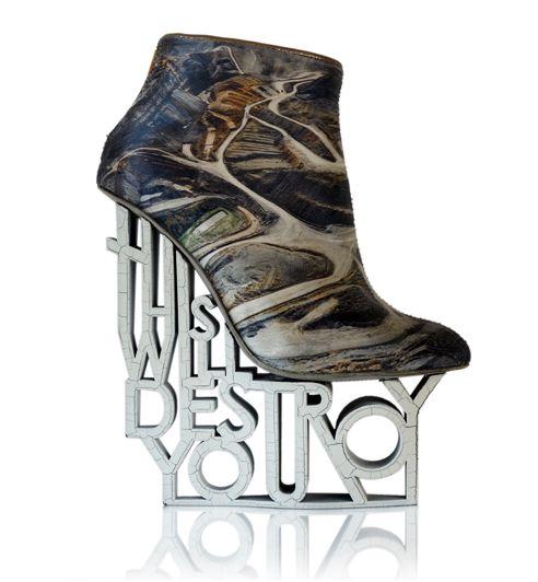DESIGNERS Anastasia Radevich's Footwear Design