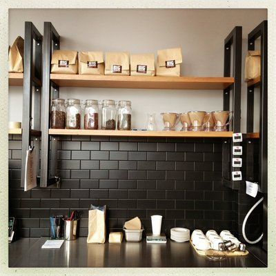 Kaper Design; Restaurant & Hospitality Design Inspiration: Local Favorite; Big Shoulders Coffee