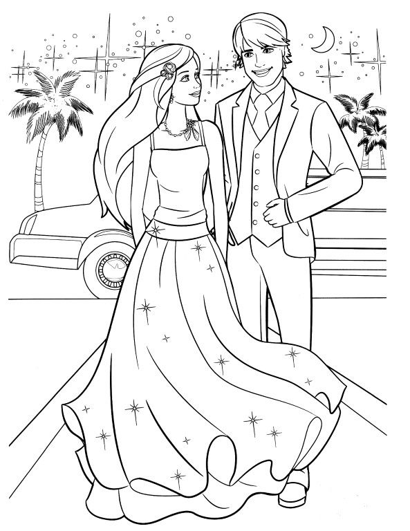 Pin By Jayne Newton On Desenhos Para Colorir Barbie Coloring Pages Barbie Coloring Princess Coloring Pages