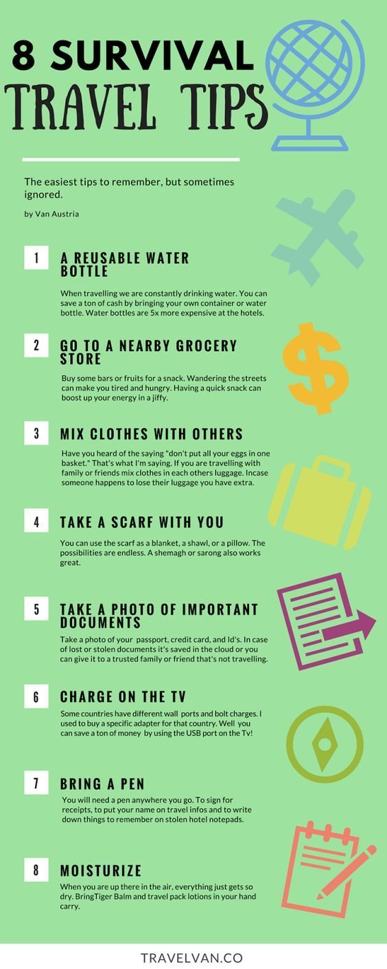 Best Travel Infographics Images On Pinterest Infographics - 8 tips on how to pack light for your next vacation