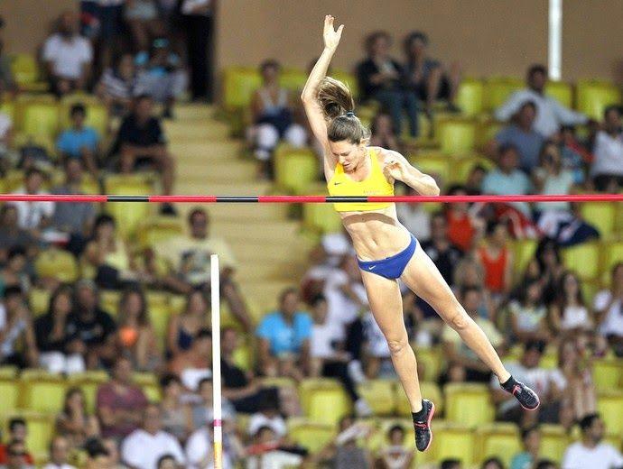 Blog Esportivo do Suíço: Fabiana Murer faz 2ª melhor marca do ano e vence em Mônaco