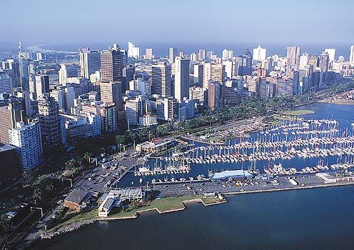 Durban, KwaZulu-Natal, South Africa.