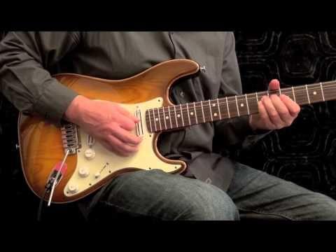 Texas Blues #2 - Easy Blues Guitar Solo - YouTube