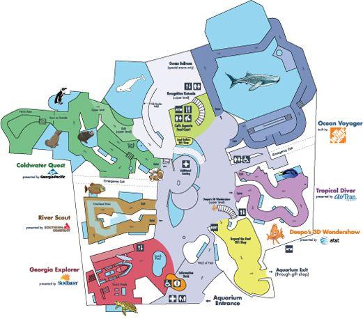 15 Best Images About Plan Aquarium On Pinterest Behance