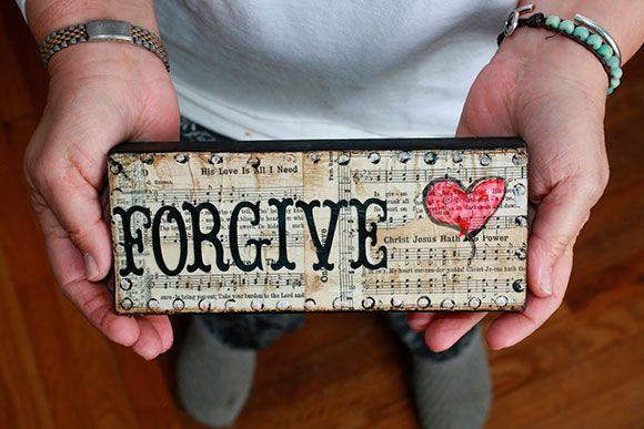Для чего мы просим прощение?