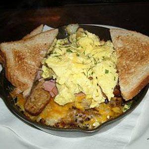 Best breakfast in America Esquire - skillet breakfast